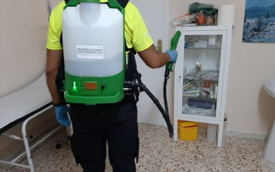 Tratamiento anti COVID en Villaflores